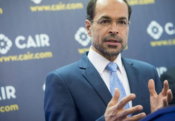 Nihad Awad, executive director of the Council on American-Islamic Relations