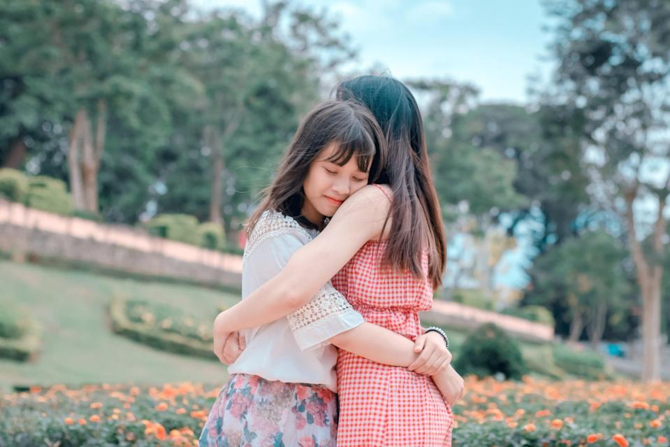 """<p>""""Predatory behavior starts small,"""" Chrestman said. If someone seems creepy or just gives your daughter a weird vibe, it's good for her to <a href=""""https://www.popsugar.com/fitness/How-Listen-Your-Intuition-44512858"""" class=""""link rapid-noclick-resp"""" rel=""""nofollow noopener"""" target=""""_blank"""" data-ylk=""""slk:trust that gut feeling"""">trust that gut feeling</a> and get away from that person.</p>"""