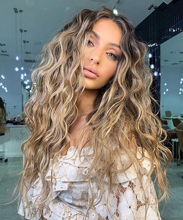 """<p>Have your colorist go heavier-handed with highlights on the bottom half of your strands for more of a color boost that won't effect your roots. </p><p><a href=""""https://www.instagram.com/p/CDC4I-5nfr9/?utm_source=ig_embed&utm_campaign=loading"""" rel=""""nofollow noopener"""" target=""""_blank"""" data-ylk=""""slk:See the original post on Instagram"""" class=""""link rapid-noclick-resp"""">See the original post on Instagram</a></p>"""