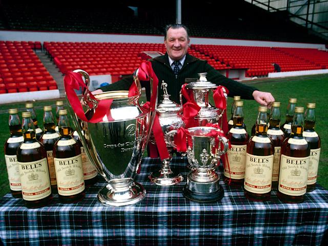 Bob Paisley was not a great communicator, but as he spoke less, he listened more: Getty