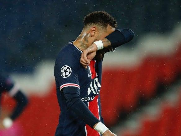 PSG striker Neymar (REUTERS)