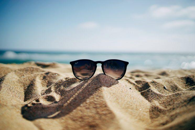 Sun cream manufacturers say to avoid the eye area, leaving sunglasses as your next best option [Photo: Pexels]
