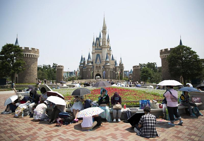 Tokyo Disney Operator to Spend $2.3 Billion in Resort Expansion