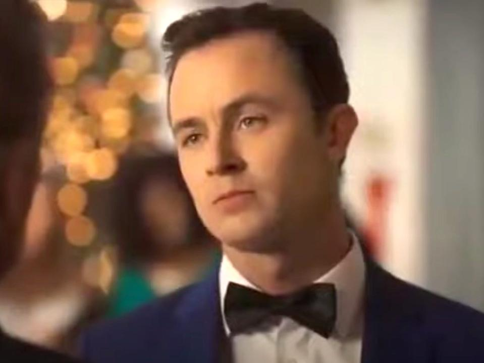 a beauty and the beast christmas ryan kelley