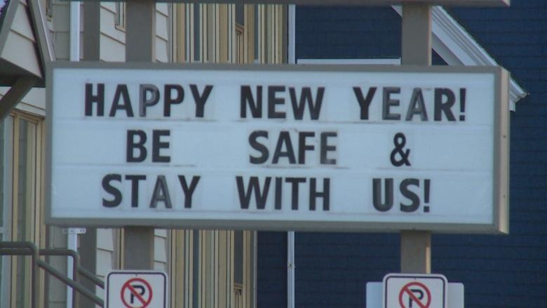 Charlottetown Inn apologizes for turning away guests from western P.E.I. on New Year's Eve