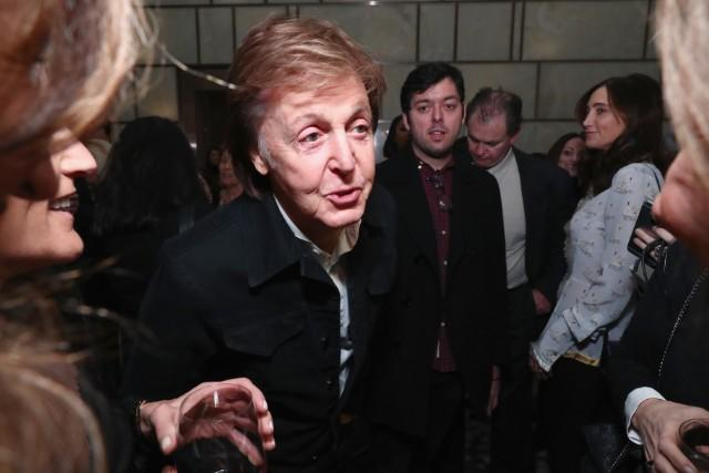 Paul McCartney Working On New Album With Greg Kurstin