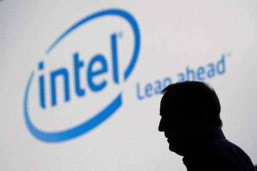 File photo shows Paul Otellini, Intel Corporation CEO, delivering a speech at the Intel Developers Forum in 2006. Intel Corporation announced that it will pump billions of dollars into ASML Holding during the next five years to speed up advances in tools for making computer chips