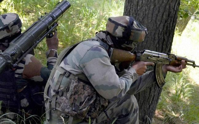 Kashmir: Shots fired during anti-stone pelter operations, manhunt launched to nab gunman