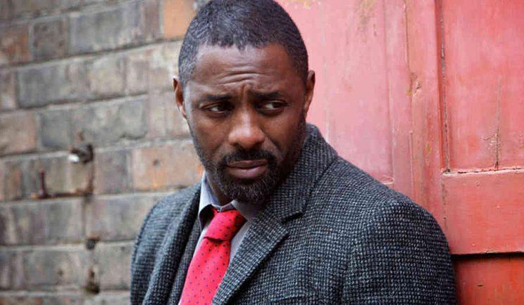 Idris Elba as Luther - Credit: BBC