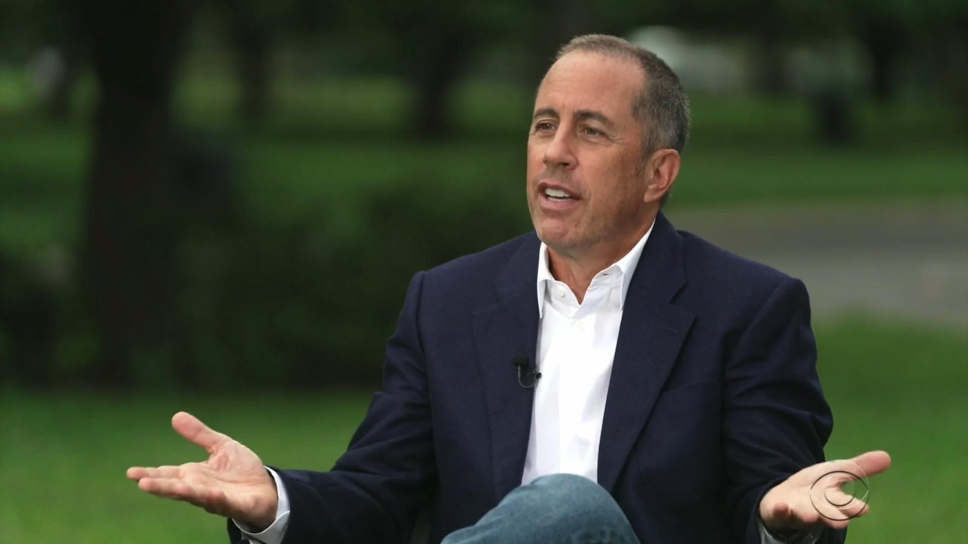 Jerry Seinfeld's 'anthill' analogy for New York's response to COVID is perfect: 'Let's get back to work'