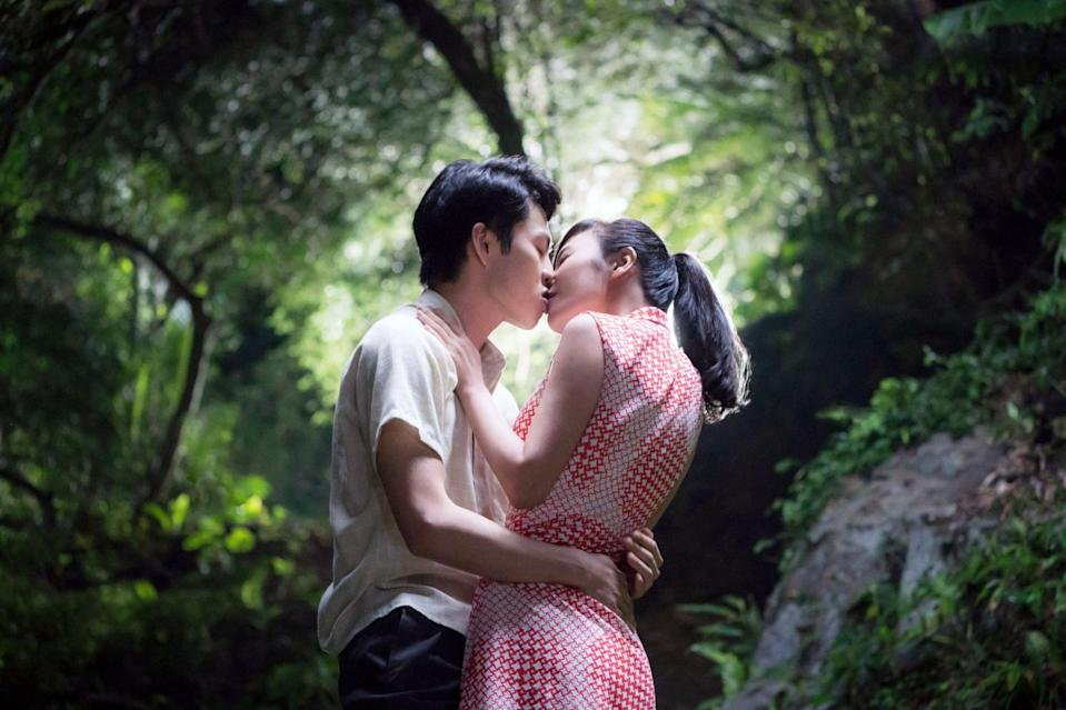 """<p>Set in New York, this bittersweet drama follows immigrant Pin-Jui as he recounts the life he left behind in Taiwan through stories told to his estranged daughter, Angela. While deceptively simple in plot, Pin-Jui's journey from an impoverished young factory worker in love to a lonely old man will break your heart over and over again, while also turning the idea of the American Dream on its head. </p> <p><a href=""""http://www.netflix.com/title/80202958"""" class=""""link rapid-noclick-resp"""" rel=""""nofollow noopener"""" target=""""_blank"""" data-ylk=""""slk:Watch Tigertail on Netflix now."""">Watch <strong>Tigertail</strong> on Netflix now.</a></p>"""