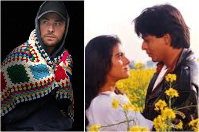 Chris Hemsworth Delivers Iconic 'Dilwale Dulhania Le Jayenge' Dialogue, Wins Hearts of Indian Fans
