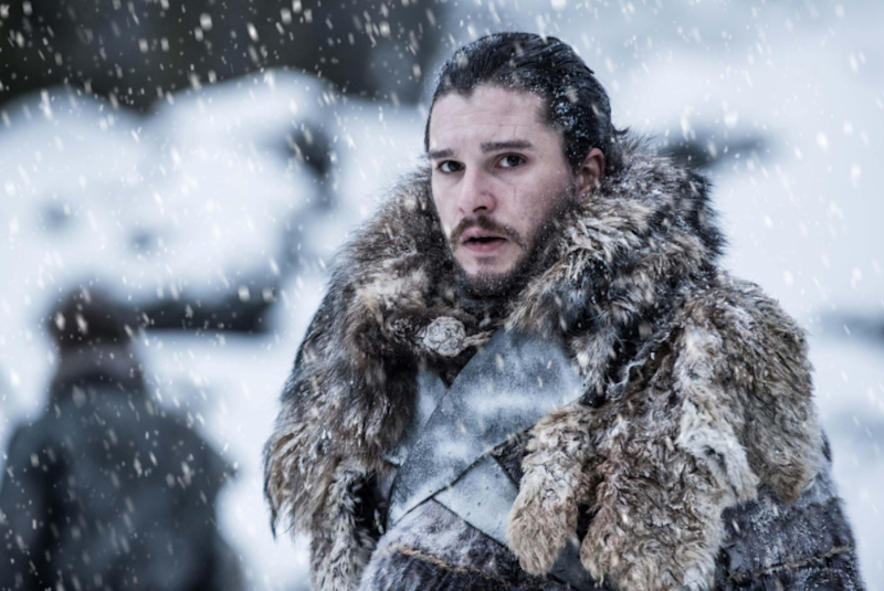 A fan believes the ending of GoTs was revealed in the pilot episode, revealing Jon Snow's fate already. Source: HBO