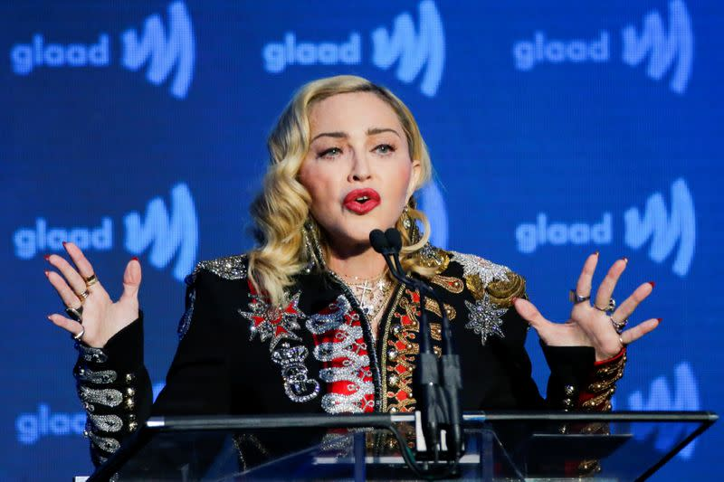 Don't cry for me Portugal - Injured Madonna cancels second show in Lisbon