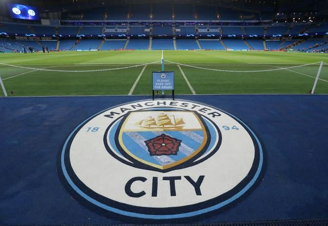 Manchester City have appealed against a two-year European competition for serious breaches of UEFA's financial fair play regulations (Martin Rickett/PA)