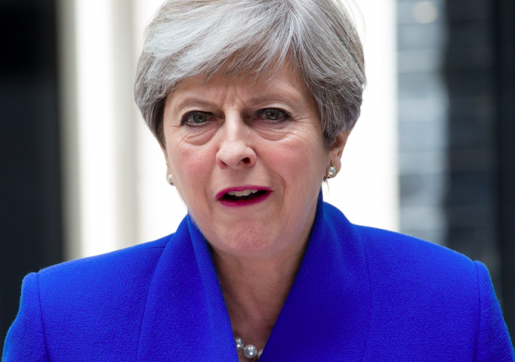 This year's speech has been delayed while Theresa May and ministers negotiate with the DUP about what goes in (Rex)