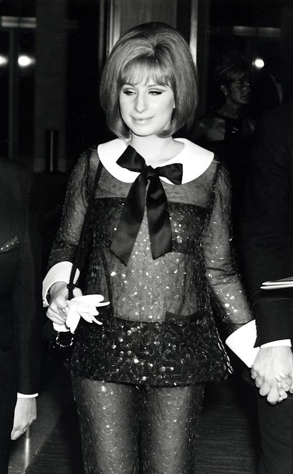 "<div class=""caption-credit"">Photo by: Courtesy of WireImage</div><div class=""caption-title""></div><b>Barbra Streisand in Arnold Scaasi, 1969</b> <p>  <b>More from <i>Vogue</i>:  <br>  <a rel=""nofollow"" href=""http://www.vogue.com/vogue-daily/article/sitting-pretty-oscar-night-beauty-treatments-from-the-pros/#1?mbid=synd_yshine"" target="""">Inside the Green Room: Oscar Night Hair and Makeup  <br></a> <a rel=""nofollow"" href=""http://www.vogue.com/vogue-daily/article/sitting-pretty-oscar-night-beauty-treatments-from-the-pros/#1?mbid=synd_yshine"" target="""">Oscar Night Beauty Treatments from the Pros</a></b><b><br></b> </p>"