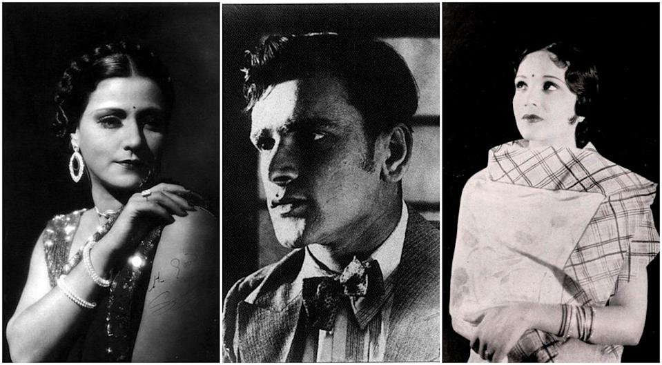 Pre-independent India gave the Indian film industry many great artists who broke barriers of gender and religion and enthralled cinema goers with their acting prowess.