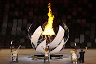 """<p>The Paralympic torch made its journey to Tokyo beginning on August 12, with a theme of """"Share Your Light,"""" before burning bright in the cauldron.</p>"""