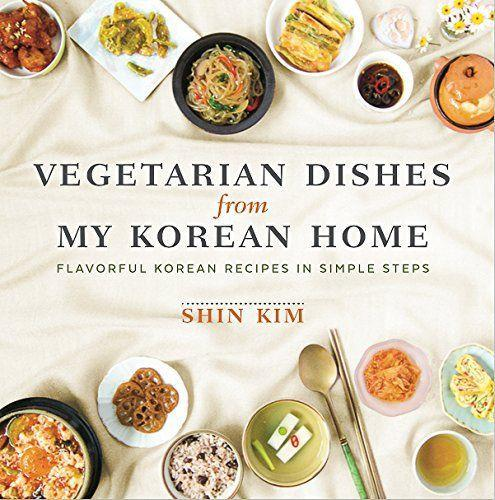 """<p><strong>Shin Kim</strong></p><p>amazon.com</p><p><strong>$23.00</strong></p><p><a href=""""https://www.amazon.com/dp/0998224901?tag=syn-yahoo-20&ascsubtag=%5Bartid%7C1782.g.33444190%5Bsrc%7Cyahoo-us"""" rel=""""nofollow noopener"""" target=""""_blank"""" data-ylk=""""slk:BUY NOW"""" class=""""link rapid-noclick-resp"""">BUY NOW</a></p><p>Shin Kim will walk you through the process of making meat-free Korean favorites like kimchi and banchan. Plus, 25 of these 30 recipes can be made vegan!</p>"""