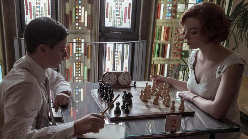 <p> There&apos;s a reason The Queen&apos;s Gambit became Netflix most-watched limited series when it was released. The show, about an aspiring chess champion played by Anya Taylor-Joy, may have a slightly bland premise (who wants to watch hour-long episodes about chess?) yet the series is riveting. Not only that, but with such an anchoring central performance and charming supporting cast, this series about one of the slowest board games ever created is one of the best Netflix shows you can watch. Checkmate! </p>