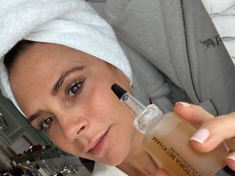 Victoria Beckham teams up with beauty expert on 'best-ever' face serum