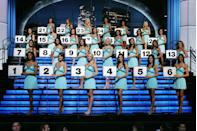 """<p>Tomorrow Rodriguez wasn't the first """"Deal or No Deal"""" contestant to take home the $1,000,000 prize, but her <a href=""""https://www.youtube.com/watch?v=0EI0FBiWYaY"""" rel=""""nofollow noopener"""" target=""""_blank"""" data-ylk=""""slk:back-and-forth"""" class=""""link rapid-noclick-resp"""">back-and-forth</a> with the family who came to support her during her appearance, and her jubilation after winning, makes her one of the most memorable. She pulled host, Howie Mandel, with her down to the ground while they were showered with confetti.</p>"""