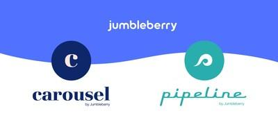 Jumbleberry establishes two exclusive programs. (CNW Group/Jumbleberry)