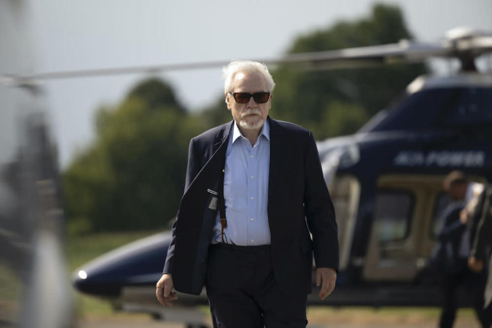 HBO Succession S3 07.12.21 Italy 301 2pt Team lands in their 2 helos & get in vans Kriti Fitts - Photo Publicist kristi.fitts@warnermedia.com Succession S2 | Sourdough Productions, LLC Silvercup Studios East - Annex 53-16 35th St., 4th FloorLong Island City, NY 11101 Office: 718-906-3332