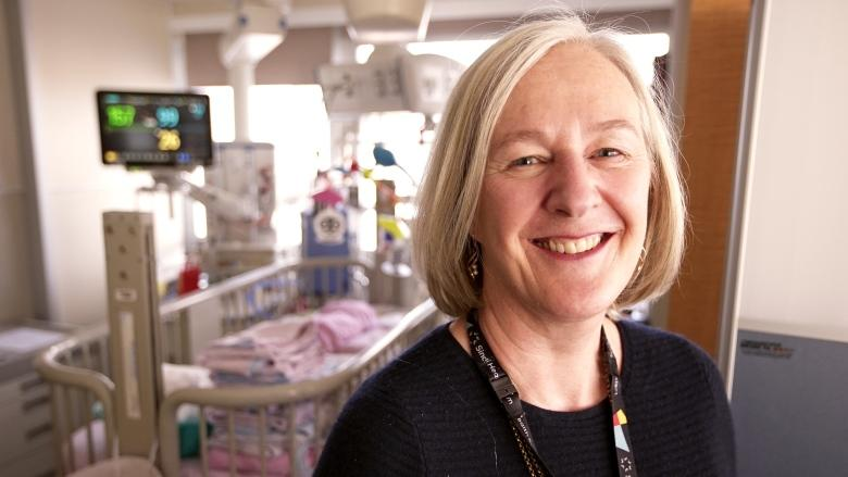 Why parents' TLC for infants in intensive care 'makes a huge difference'