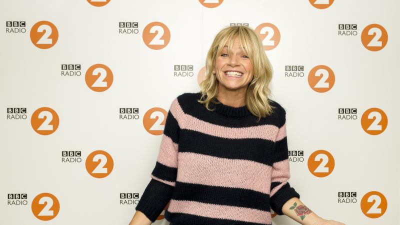 Zoe Ball says BBC's 500 Words heading to palace