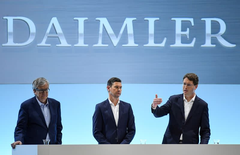 """Daimler warns of """"significant adverse effects"""" of virus outbreak"""