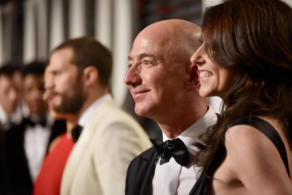 Runs in the Family: Jeff Bezos's Parents Might Also Be Ridiculously Rich