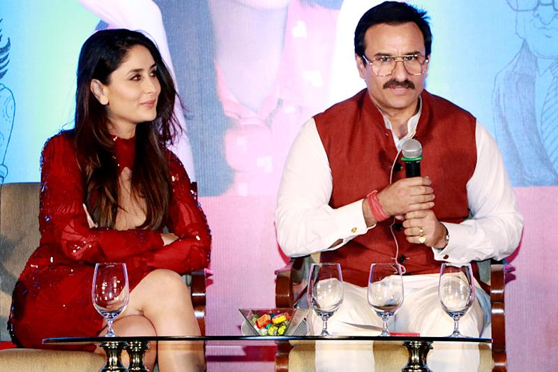 Kareena-Saif Donate for COVID-19 Relief Work But Netizens are Unhappy for This Reason