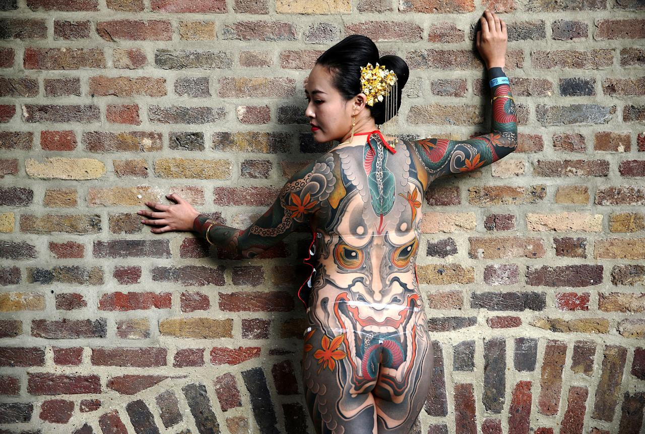 the 12th international london tattoo convention
