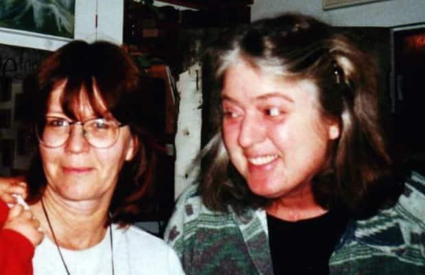 Bernadine Fox, shown here at left in 2001, was abused for years by her therapist Pamela Sleeth, at right.