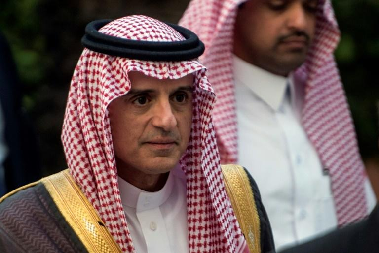 "Saudi Foreign Minister Adel al-Jubeir: Riyadh ""will not hesitate to defend its national security to keep its people safe"""