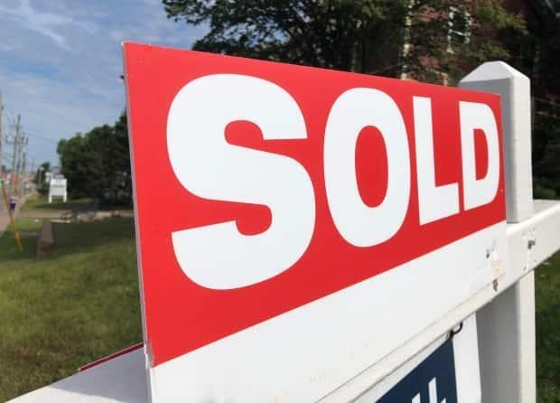 Rising Tide Community Initiatives has purchased three properties in or near downtown Moncton and expects people will be able to move in later this summer.  (Jane Robertson/CBC - image credit)