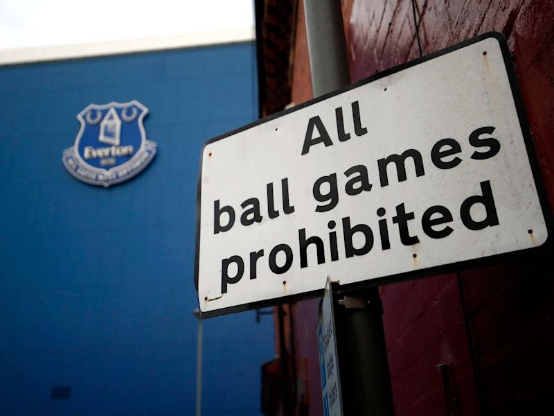 The Premier League is suspended due to the coronavirus: PA