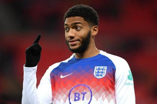 Liverpool defender Joe Gomez suffers training injury on England duty and withdraws from squad