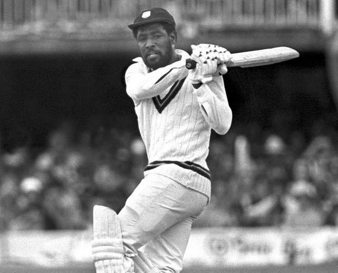 Viv Richards became the second player to score a century (138*) in the finals of the World Cup.