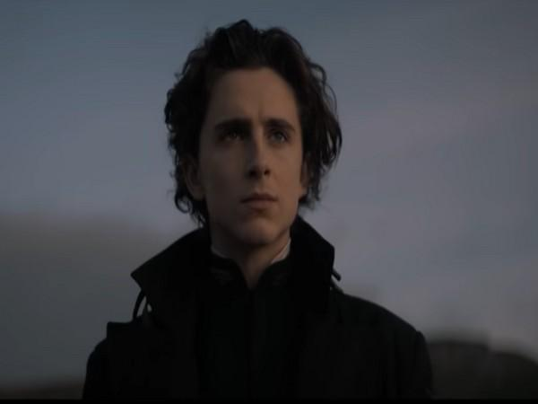 A still from official trailer of 'Dune' featuring actor Timothee Chalamet (Image source: YouTube)