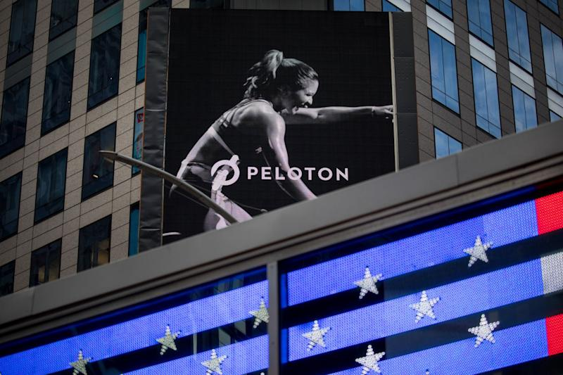 Peloton Stock Is Pummeled on Backlash From 'Gift That Gives' Ad