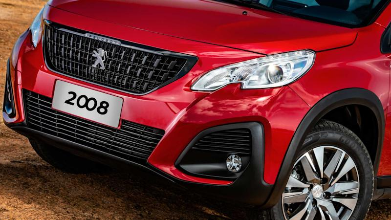 Teste - Peugeot 2008 THP AT