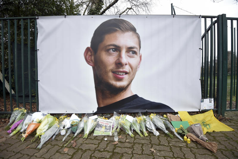 Guernsey Police End The Search For Emiliano Sala And Pilot