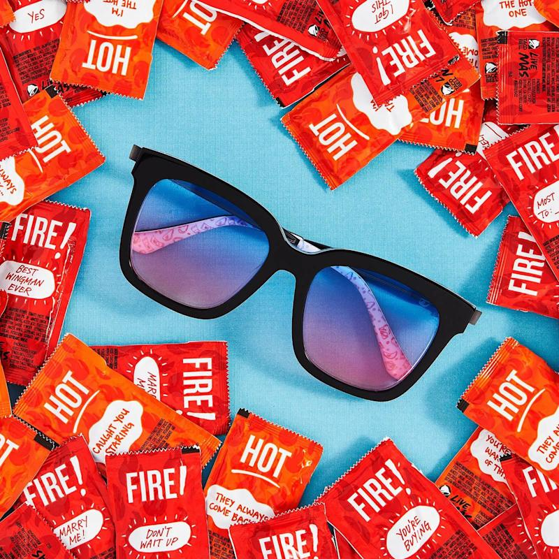 Photo credit: Taco Bell x Diff Eyewear