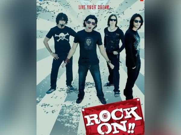 Poster of the film 'Rock On!!' (Image source: Instagram)