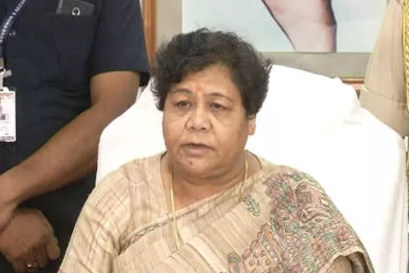 'Never Demanded it', Says Chhattisgarh Guv Anusuia Uike Amid Row over 'Age Limit' Remark