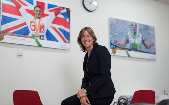 UK Sport chair Dame Katherine Grainger warns of 'shrinking pot' of money for Olympic and Paralympic squads