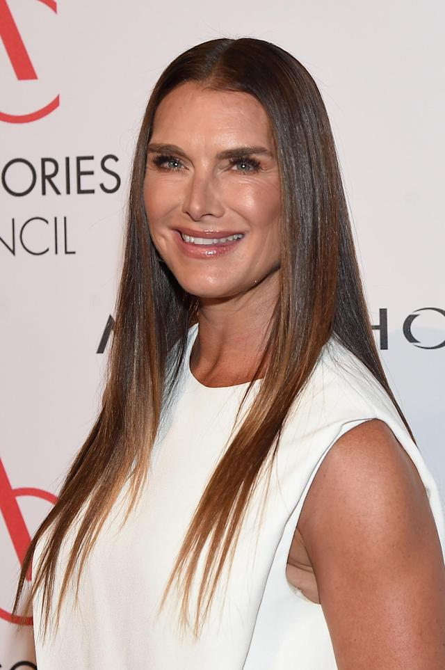 Brooke Shields (Photo: Getty Images)